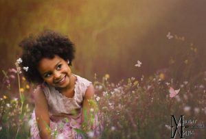 Prinsessenshoot fantasie sprookje meisje jarig fotoshoot
