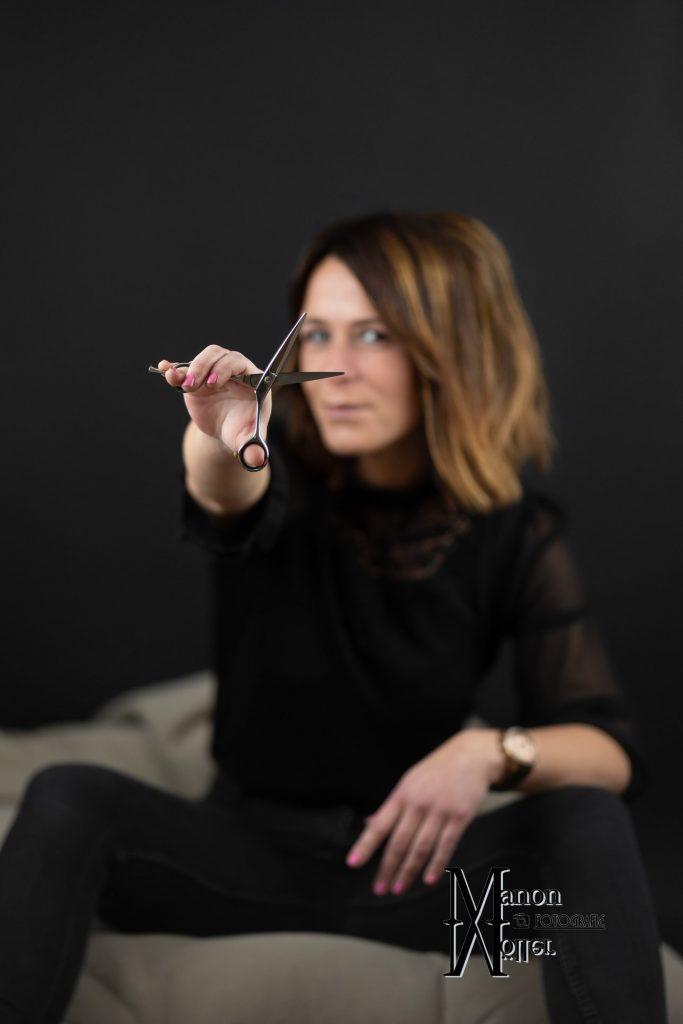 GewoonLinda, Kapster, Hengelo, Fine Art Portret Hengelo Manon Moller Fotografie Fotograaf Twente Overijssel Studio