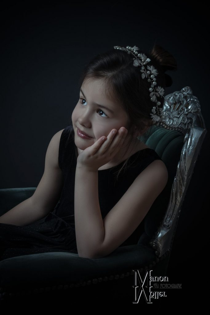 Fine Art Portret Hengelo Manon Moller Fotografie Fotograaf Twente Overijssel Studio