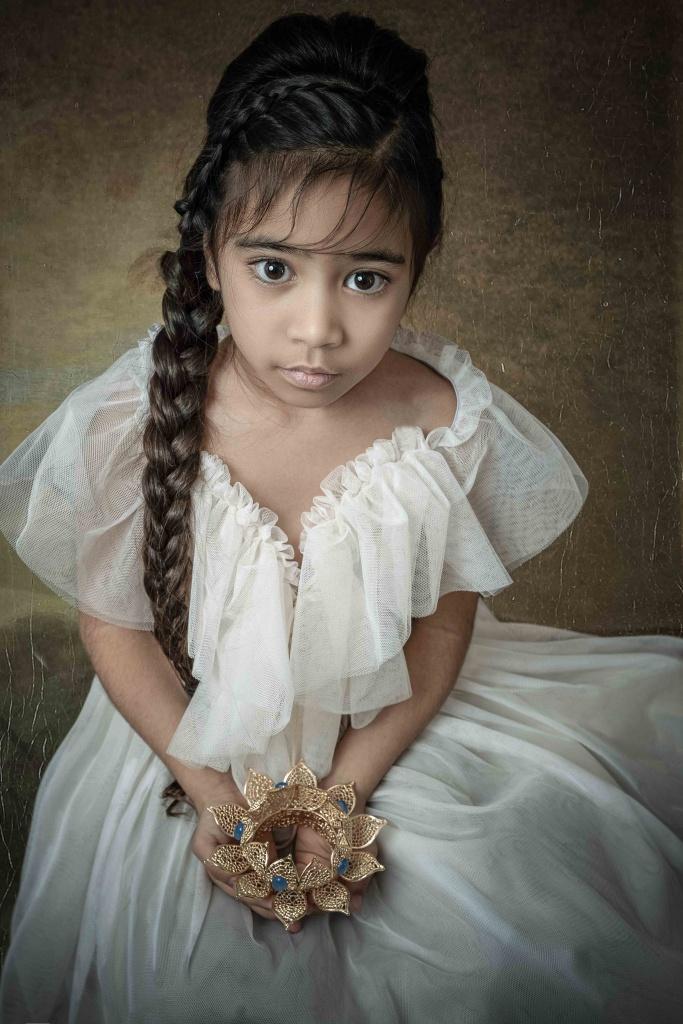 Fine Art Portret, portret, kinderportret, Hengelo Manon Moller Fotografie Fotograaf Twente Overijssel Studio, sprookjesfoto, sprookje, prinses., fotograaf hengelo, kinderfotograaf hengelo, hengelo, Manon.